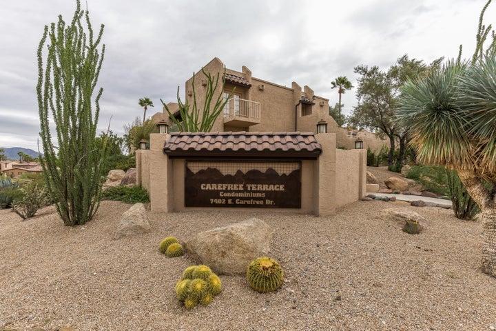 7402 E Carefree Drive, 122, Carefree, AZ 85377