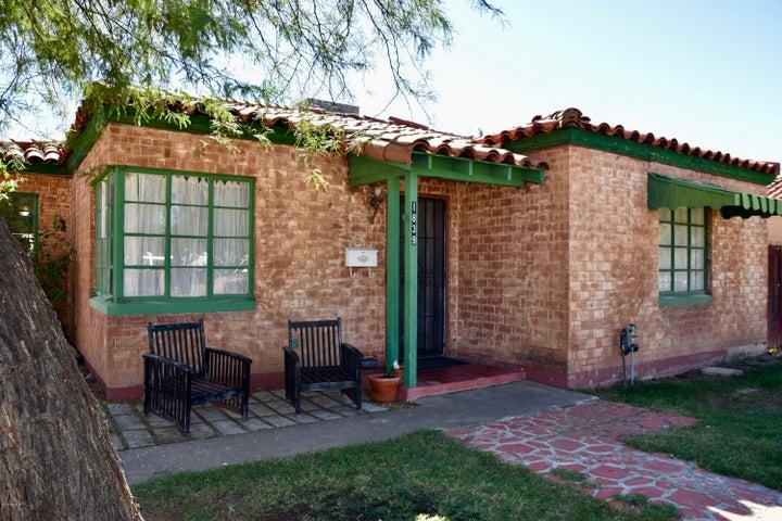 1839 E PALM Lane, Phoenix, AZ 85006