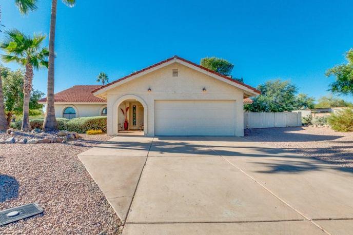 14604 N VALLOROSO Drive, Fountain Hills, AZ 85268