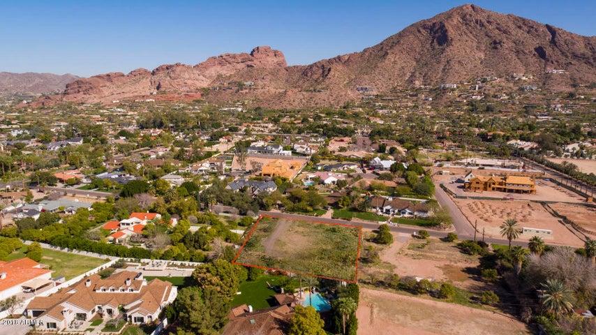 5115 E EXETER Boulevard, -, Phoenix, AZ 85018
