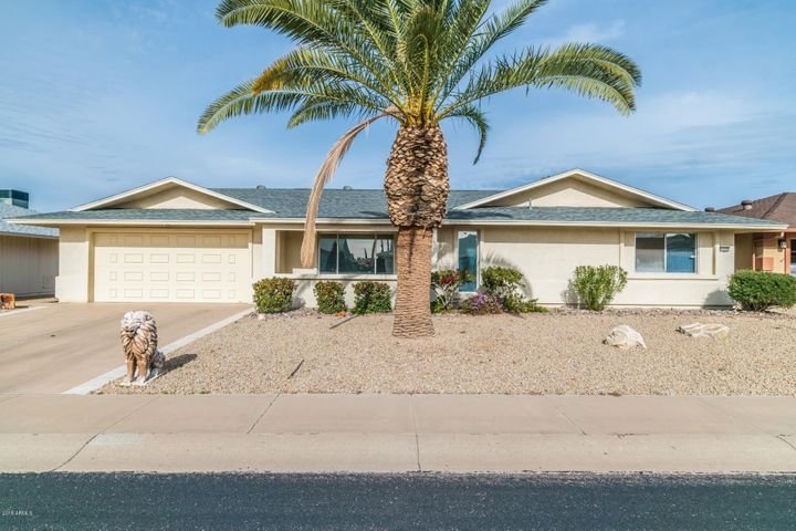 12322 W SONNET Drive, Sun City West, AZ 85375