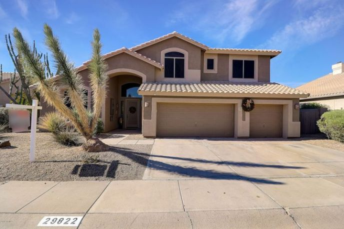 29822 N 51ST Place, Cave Creek, AZ 85331