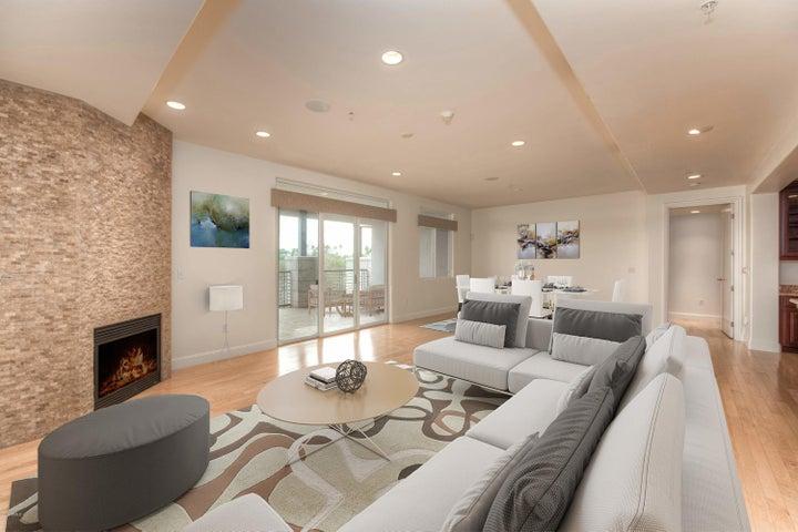 Virtual furnishing example