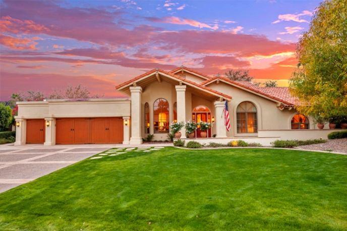9721 E DOUBLETREE RANCH Road, Scottsdale, AZ 85258