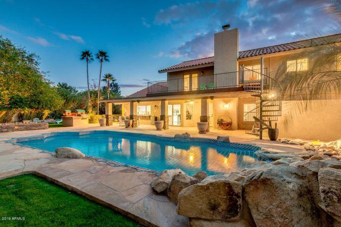9680 E MISSION Lane, Scottsdale, AZ 85258
