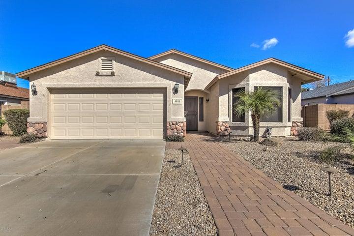 4838 W Saint John Road, Glendale, AZ 85308