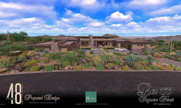 9873 E Honey Mesquite Drive, Scottsdale, AZ 85262