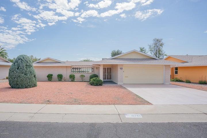 10743 W ROUNDELAY Circle, Sun City, AZ 85351