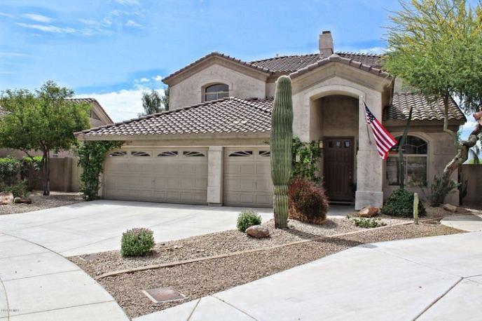 1445 W WINDSONG Drive, Phoenix, AZ 85045