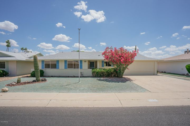 10020 W KINGSWOOD Circle, Sun City, AZ 85351