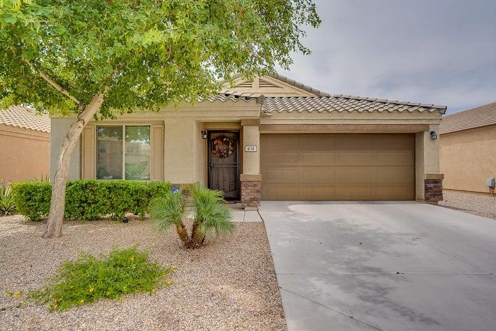 674 S LAVEEN Drive, Chandler, AZ 85226