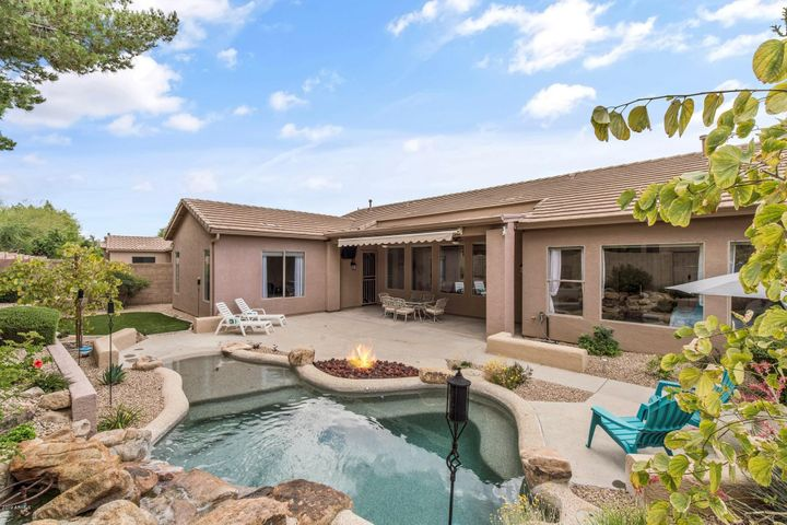 Ahhhmazing backyard for entertaining, family fun times or just relaxing... ahead of you here!