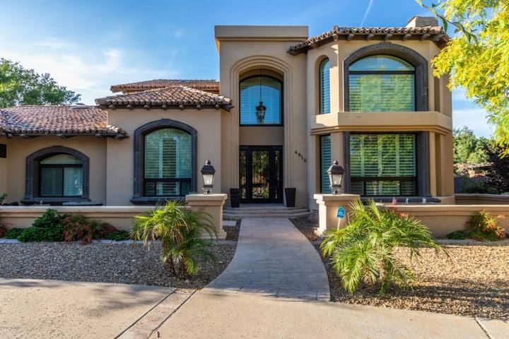 4910 E BERYL Avenue, Paradise Valley, AZ 85253