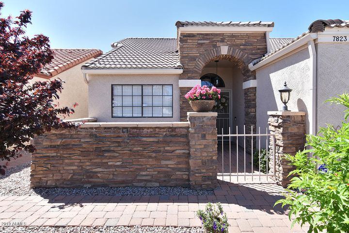 Gated Courtyard with Great Curb Appeal!