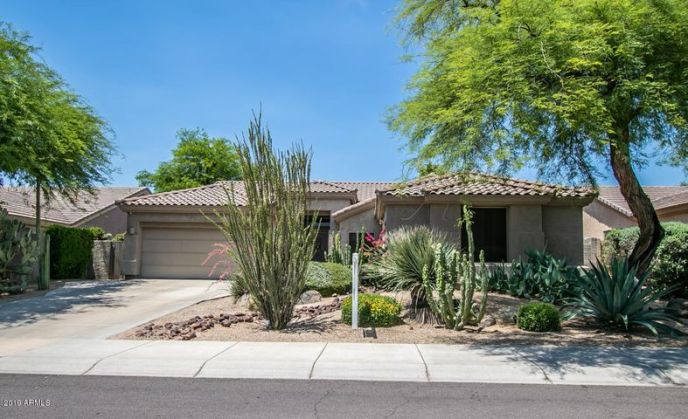 7308 E WHISTLING WIND Way, Scottsdale, AZ 85255