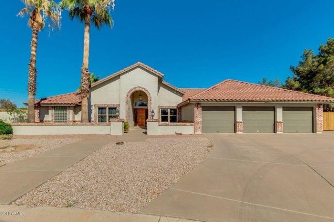 4645 E ELLIS Circle, Mesa, AZ 85205