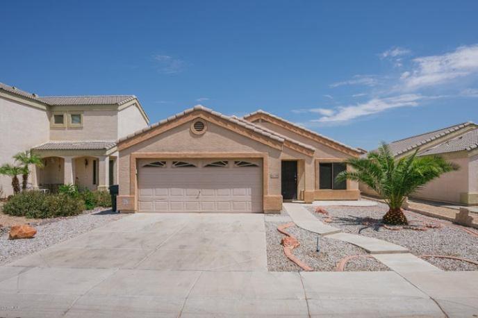 12758 W VALENTINE Avenue, El Mirage, AZ 85335