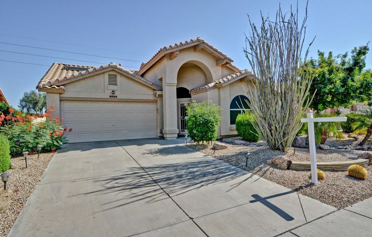 8756 W SIERRA PINTA Drive, Peoria, AZ 85382