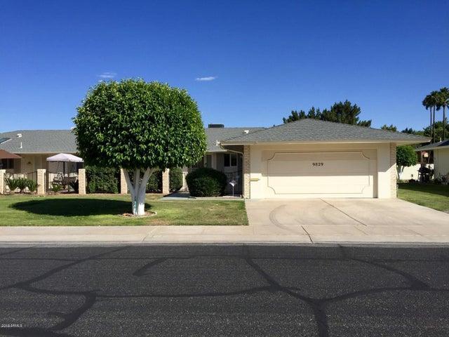 9829 N BALBOA Drive, Sun City, AZ 85351
