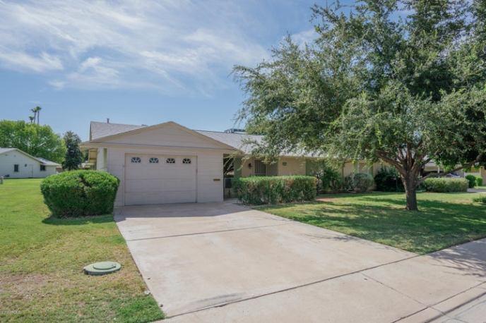 13643 N 103RD Avenue, Sun City, AZ 85351