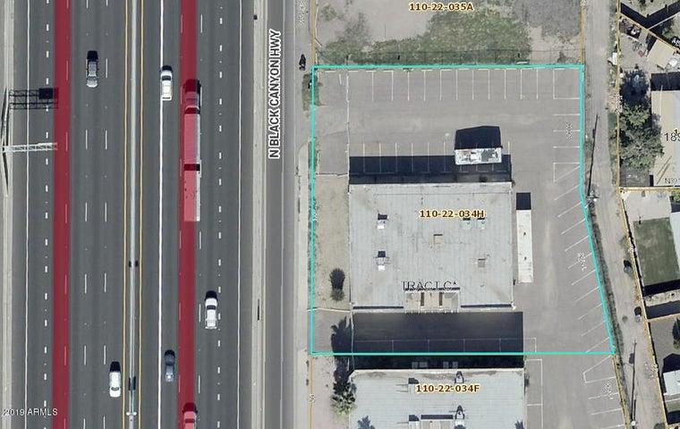 3151 N BLACK CANYON Highway, Phoenix, AZ 85015