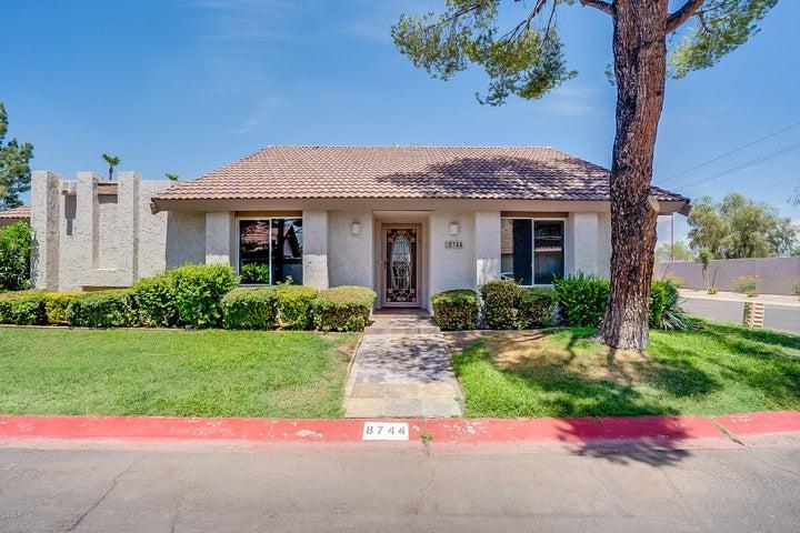 8744 E VIA DE LA LUNA, Scottsdale, AZ 85258