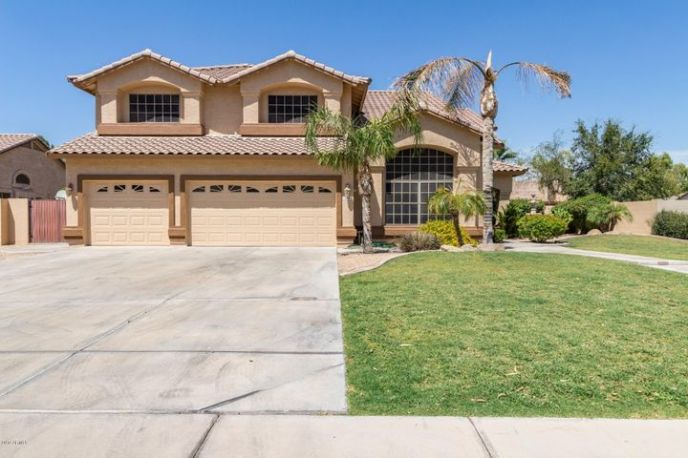 284 E BRIDLE Way, Gilbert, AZ 85295