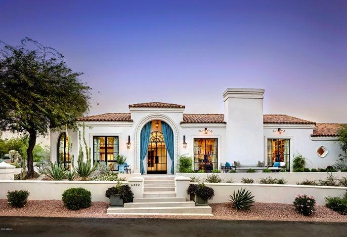6302 E VISTA Drive, Paradise Valley, AZ 85253