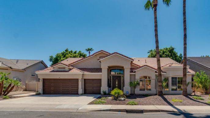 5811 W ABRAHAM Lane, Glendale, AZ 85308