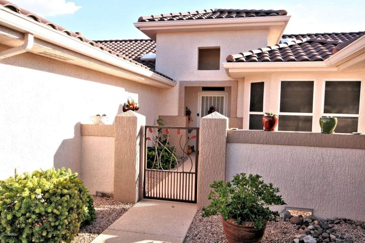 15321 W GUNSIGHT Drive, Sun City West, AZ 85375
