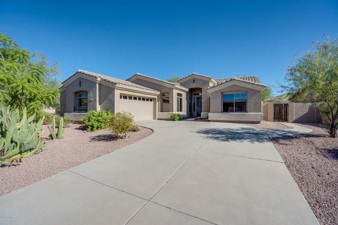 8271 E APACHE PLUMB Drive, Gold Canyon, AZ 85118