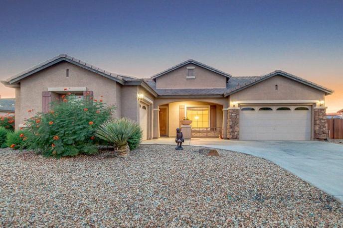 7446 N 85TH Drive, Glendale, AZ 85305