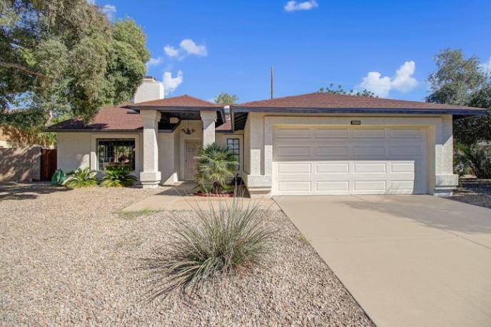Glendale home in cul-da-sac, lease solar, NO HOA!