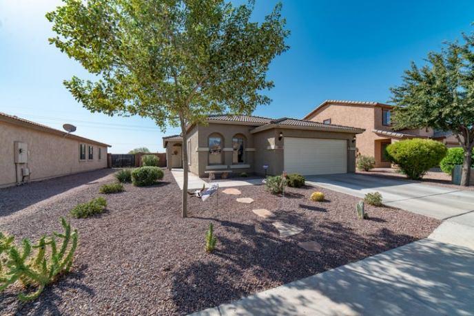 25611 W SATELLITE Lane, Buckeye, AZ 85326