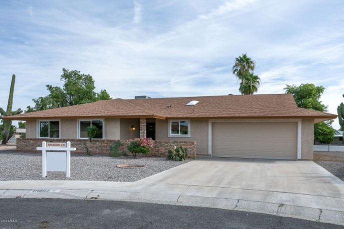 13817 N TAN TARA Drive, Sun City, AZ 85351
