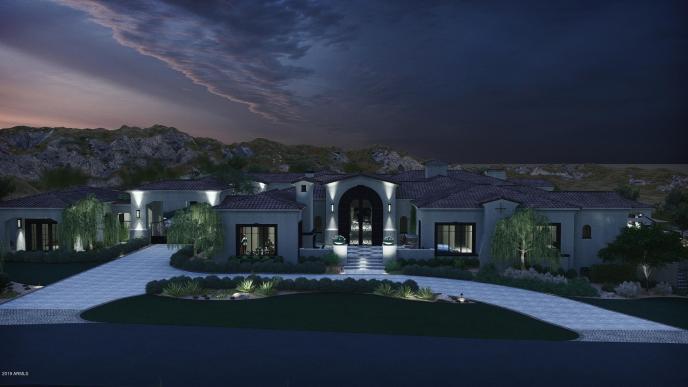5912 E FOOTHILL Drive N, Paradise Valley, AZ 85253