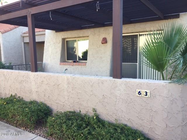 7822 E Vía Camello, 63, Scottsdale, AZ 85258