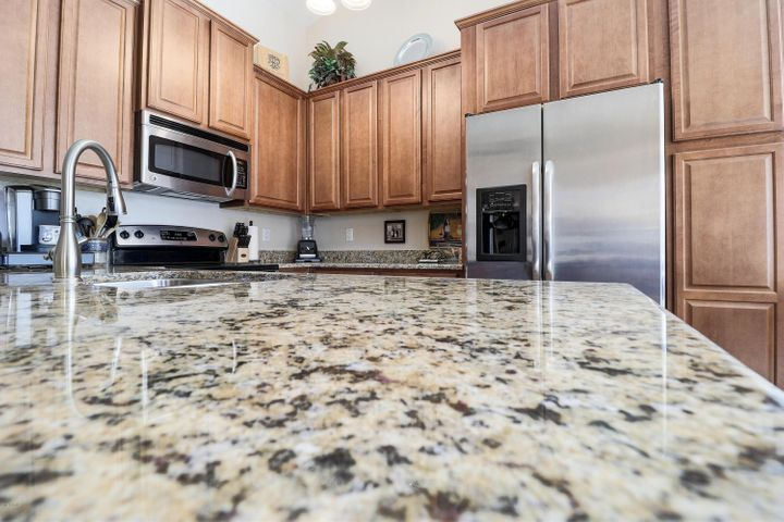 Fully remodeled expanded kitchen
