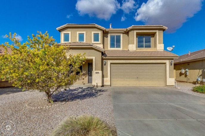 10664 E WALLFLOWER Lane, Florence, AZ 85132