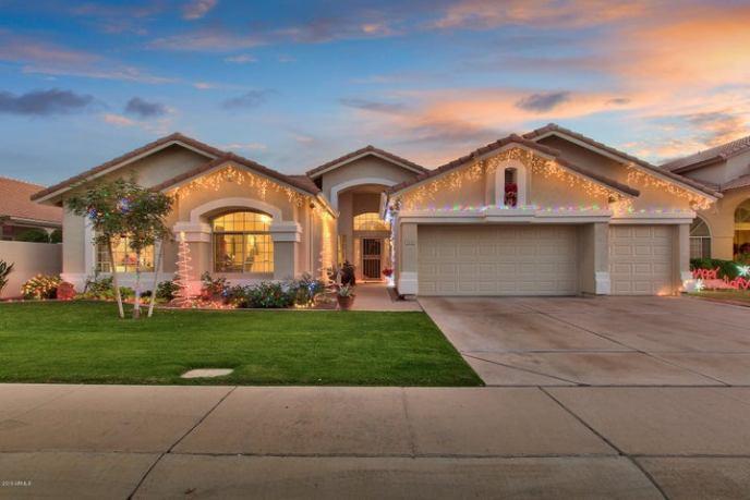 2319 E INDIGO BAY Drive, Gilbert, AZ 85234