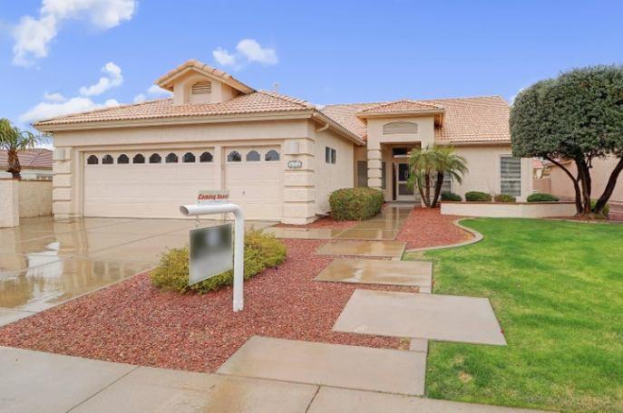 472 W TEAKWOOD Drive, Sun Lakes, AZ 85248