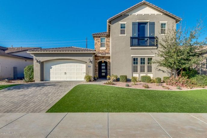 4318 S REDCLIFFE Drive, Gilbert, AZ 85297