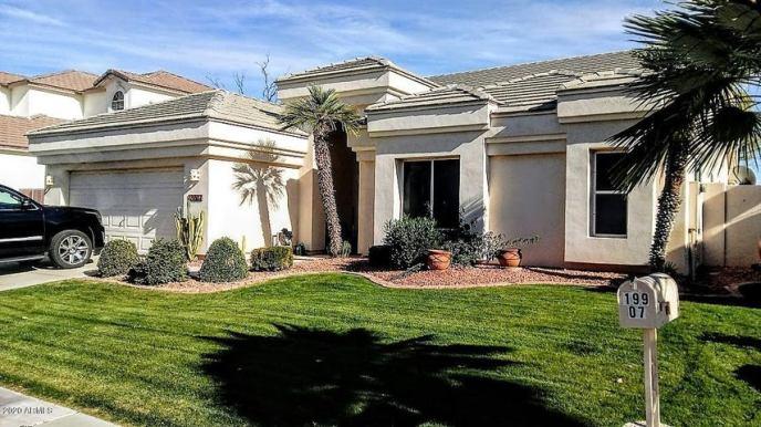 19907 N 69TH Avenue, Glendale, AZ 85308