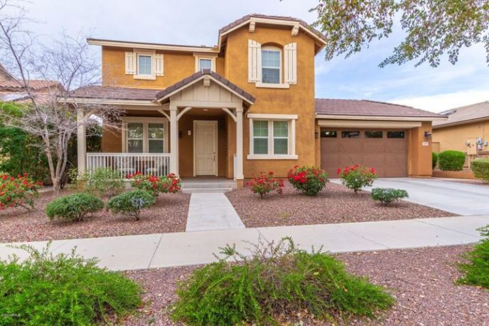 2590 N SAIDE Lane, Buckeye, AZ 85396