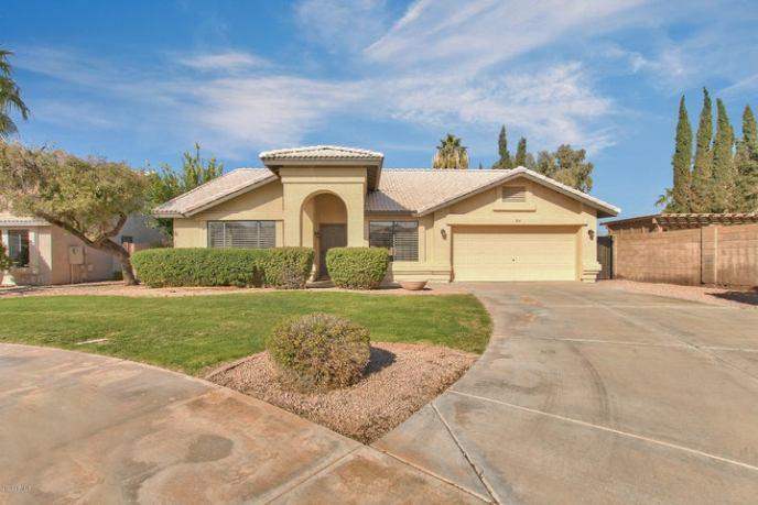 514 W CENTURY Avenue, Gilbert, AZ 85233
