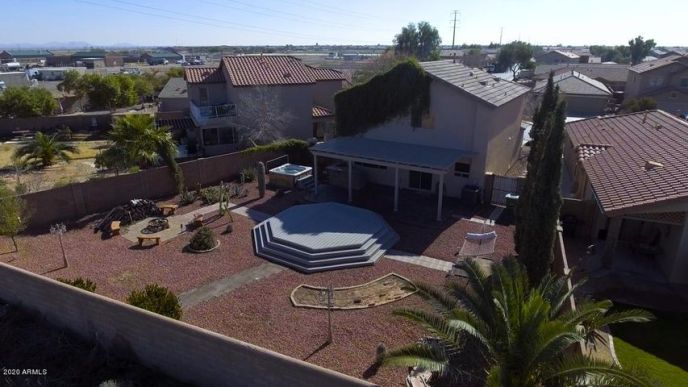 41544 W HILLMAN Drive, Maricopa, AZ 85138