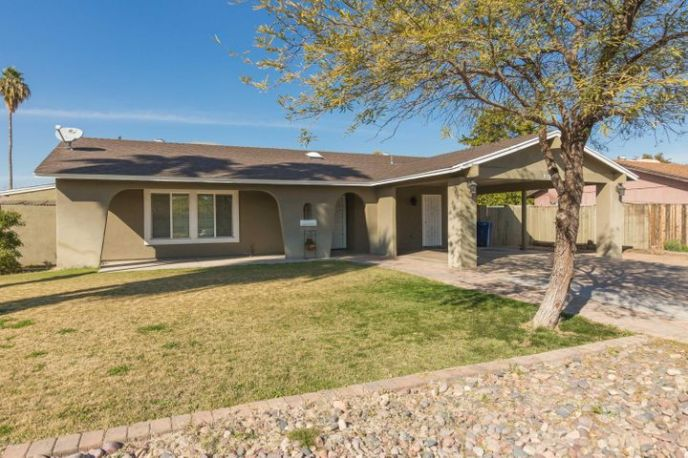 316 W PALOMINO Drive, Chandler, AZ 85225