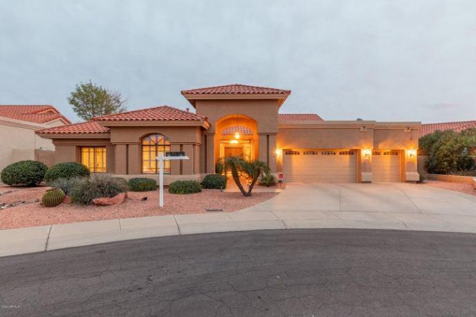 10867 E BELLA VISTA Drive, Scottsdale, AZ 85259