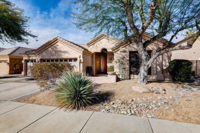 9726 E FRIESS Drive, Scottsdale, AZ 85260