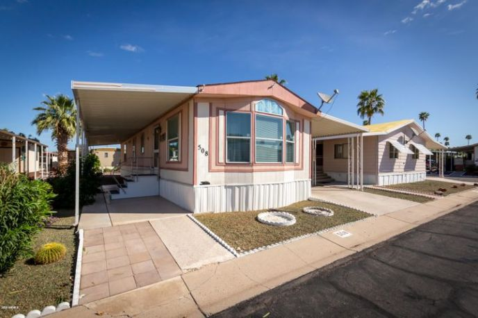 4065 E UNIVERSITY #508 Drive, Mesa, AZ 85205